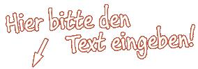 Hier Text einfügen!